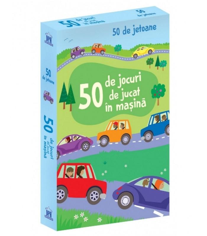 """""""50 de jocuri de jucat in masina"""""""
