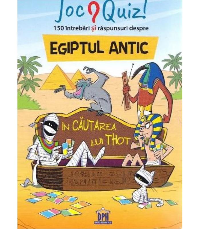 Joc Quiz Egiptul Antic-In cautarea lui Toth