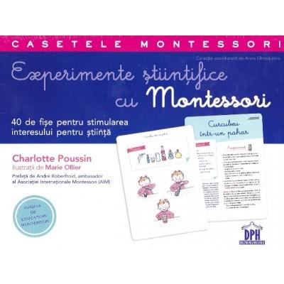 Caseta Montessori - Experimente stiintifice