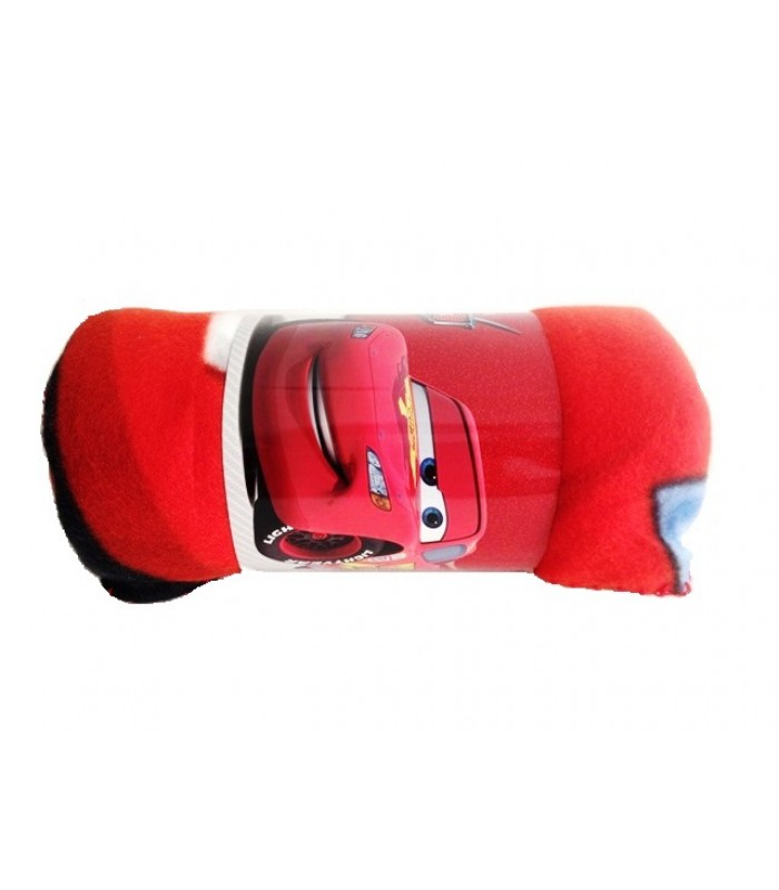Patura polar fleece Disney-Cars