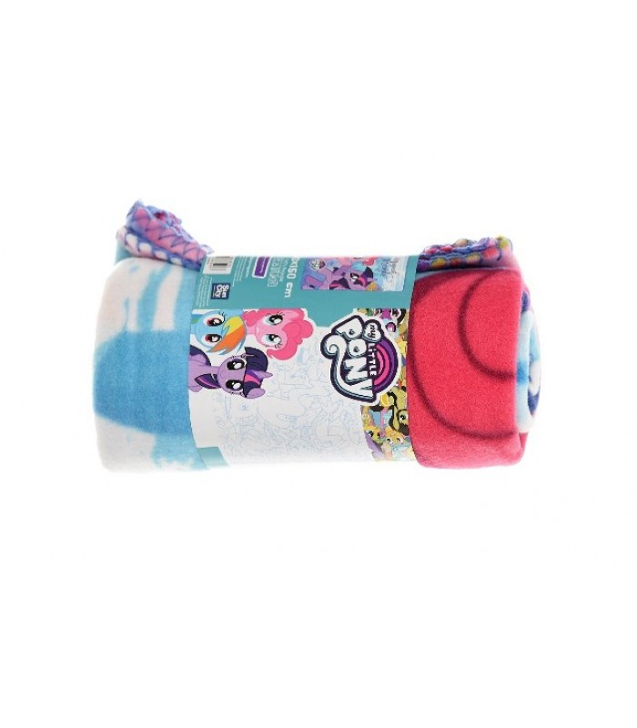Patura polar fleece Disney-My Little Pony 1