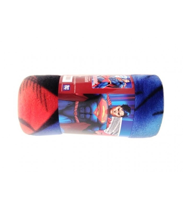 Patura polar fleece Disney-Superman