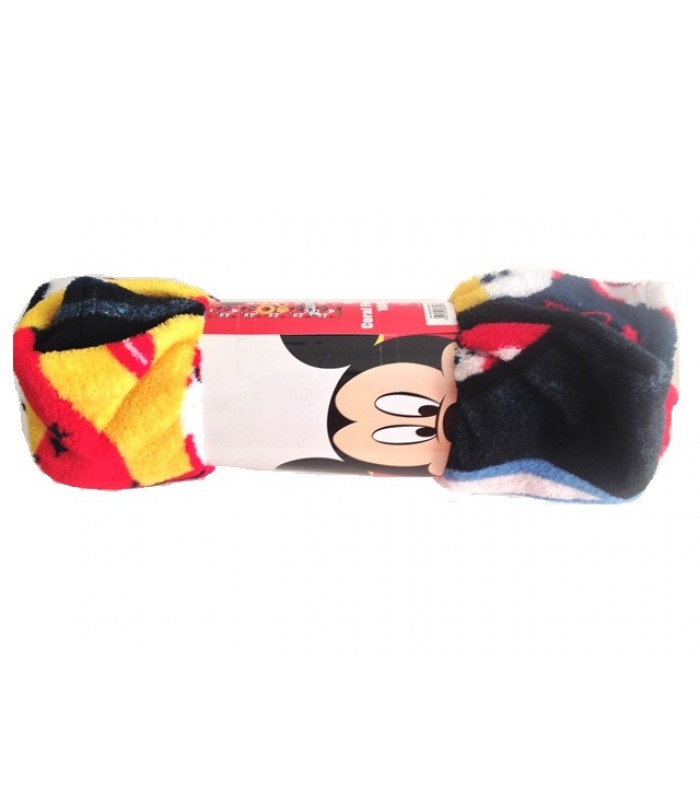 Patura flausata fleece Disney-Mickey Mouse