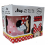 Cana ceramica Minnie Mouse roz