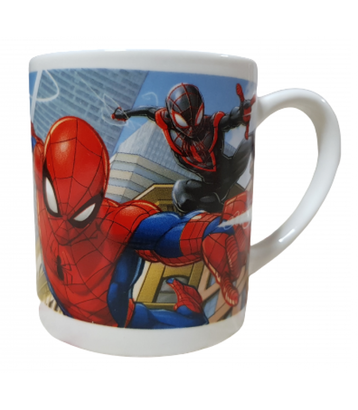 Cana ceramica Spiderman