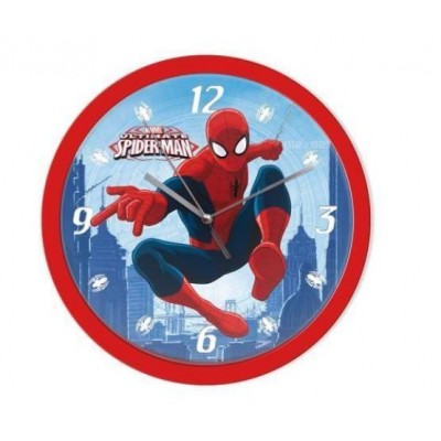Ceas de perete Spiderman