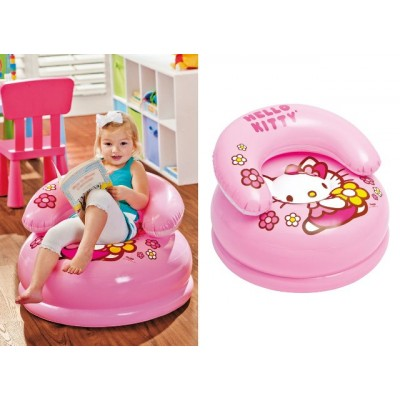 Fotoliu gonflabil Hello Kitty - Intex (48508)