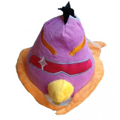 Angry Birds Space-Purple Bird plus 15cm