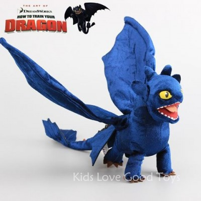 How to train your dragon – Toothless Night Fury