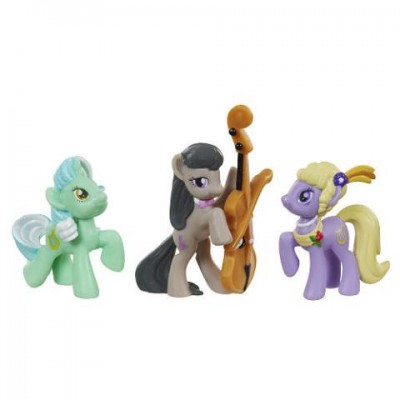 My Little Pony 3 mini figurine Groovin Hooves