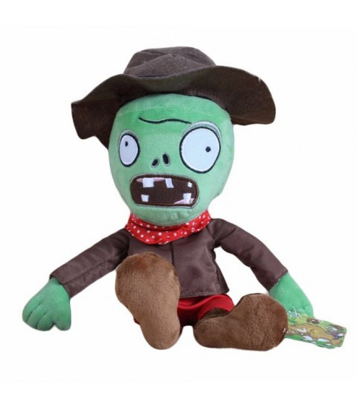 Plants vs Zombies-Zombi cowboy de plus
