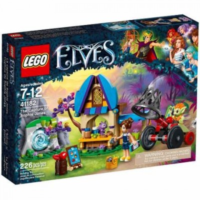Lego Elves-Capturarea lui Sophie Jones (41182)