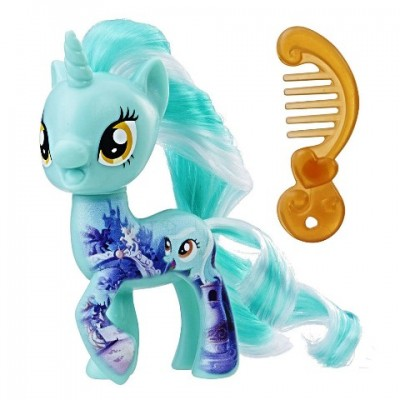 My Little Pony the Movie –Figurina All About Lyra Heartstrings