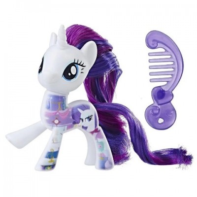 My Little Pony the Movie –Figurina All About Rarity