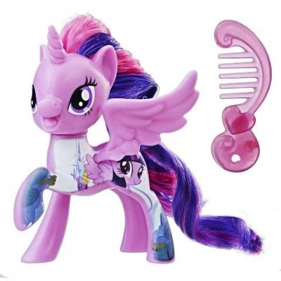 My Little Pony the Movie – Figurina All About Twilight Sparkle