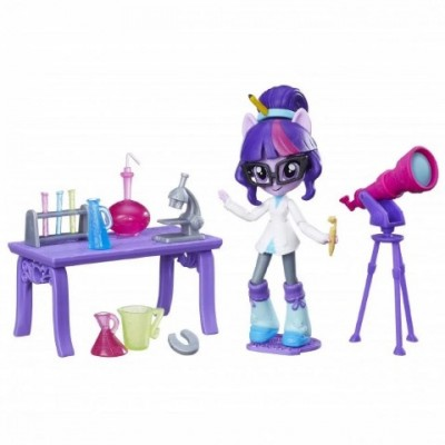 My Little Pony Equestria Girls Minis– Laboratorul de cercetare a lui Twilight Sparkle