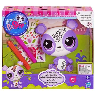 Littlest Pet Shop-Animalut Deco-Penny Ling
