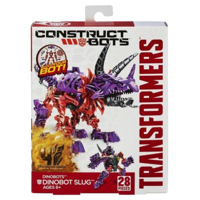 Transformers Age of Extinction Construct Bots Dinobots 2 in 1 Dinobot Slug