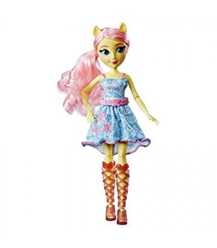 Papusa My Little Pony Equestria Girl II – Fluttershy
