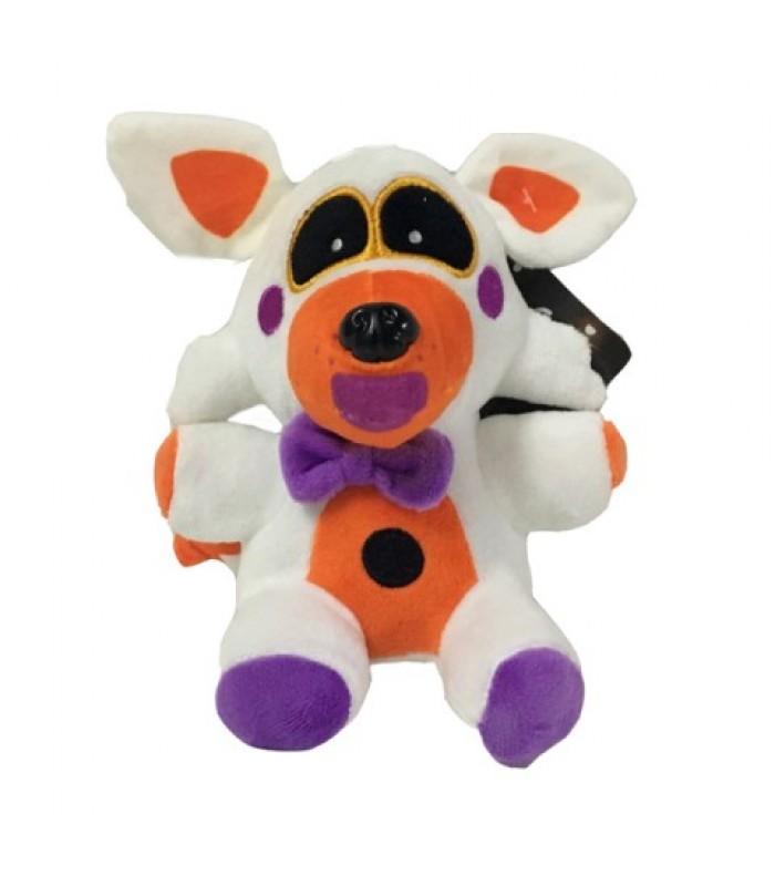 FNAF-Five Nights at Freddy's Sister Location Foxy plus