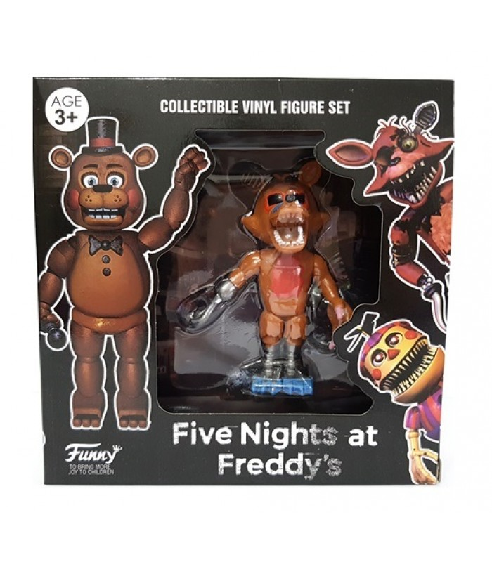 FNAF-Five Nights at Freddy'S figurina Foxy