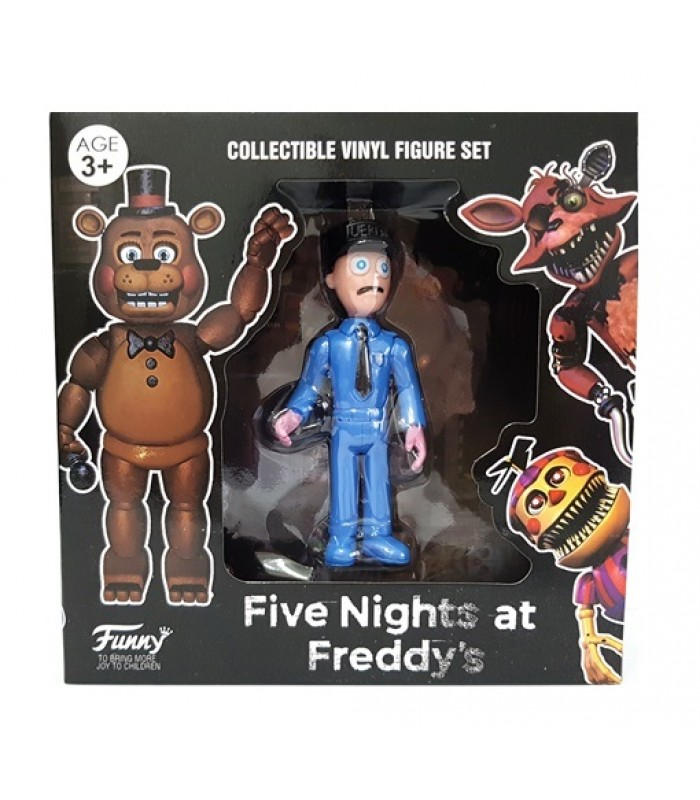 FNAF-Five Nights at Freddy'S figurina Security Guards