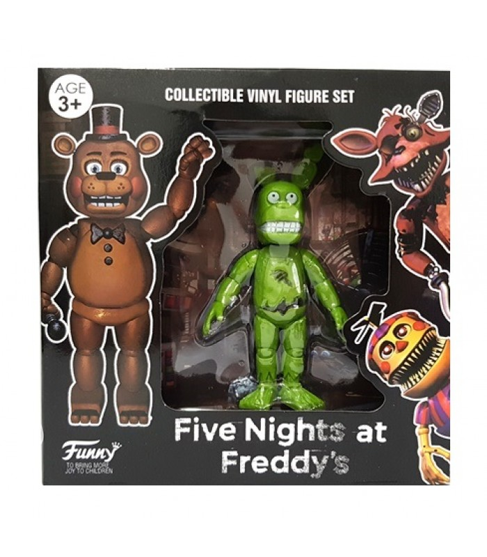 FNAF-Five Nights at Freddy'S figurina Springtrap