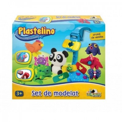 Set Plastelino – Model 2