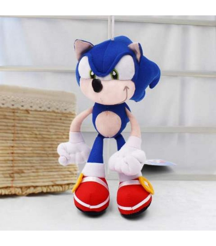 Sonic Hedgehog jucarie de plus 30cm
