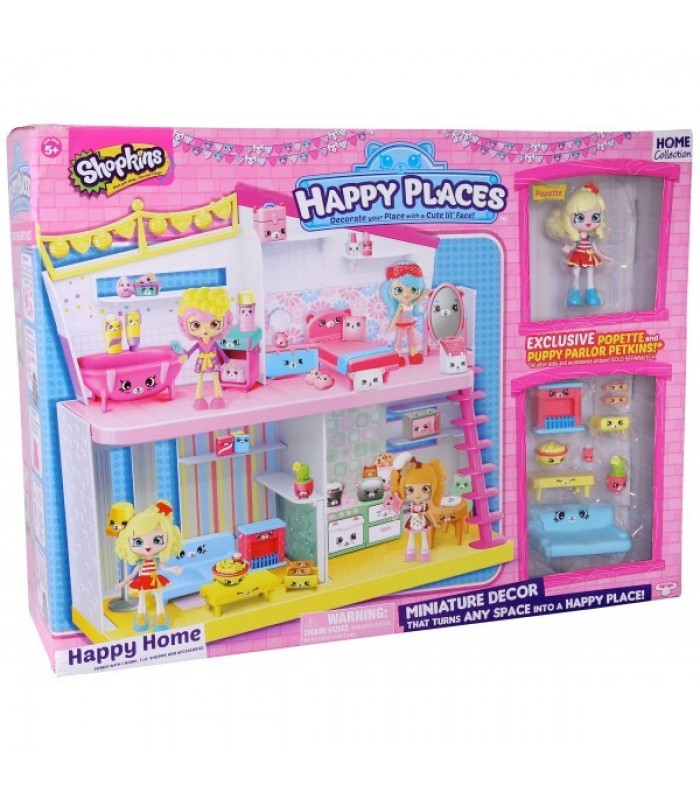 Shopkins-Happy Places-Casa de Papusi