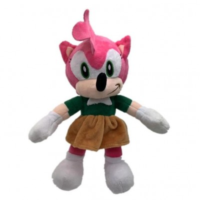 Sonic Hedgehog - Amy Rose jucarie de plus 30cm