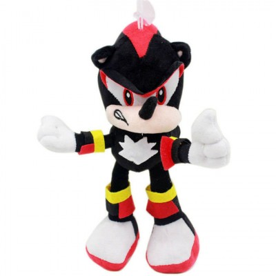 Sonic Hedgehog - Shadow jucarie de plus 30cm