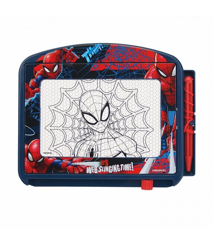Tabla de scris Magic Scribber travel - Spiderman