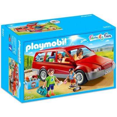 Playmobil Family Fun– Masina de familie (PM9421)