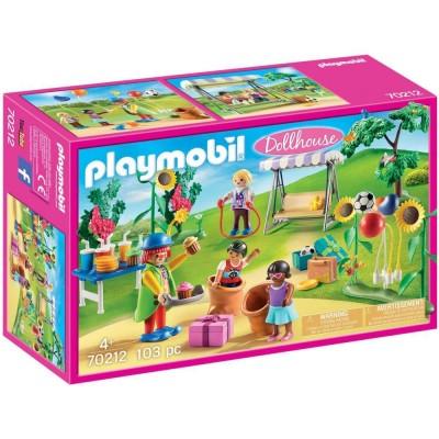 Playmobil Dollhouse– Petrecerea copiilor (PM70212)