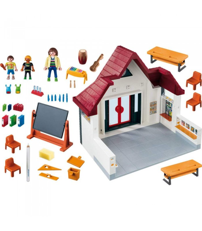 Playmobil City Life– Scoala (PM6865)