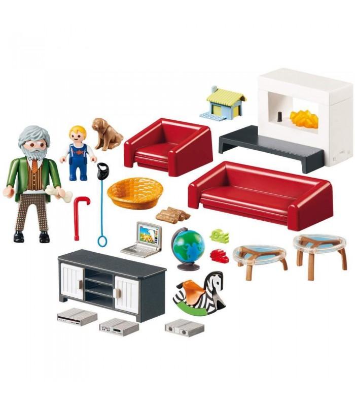 Playmobil Dollhouse– Sufrageria familiei (PM70207)