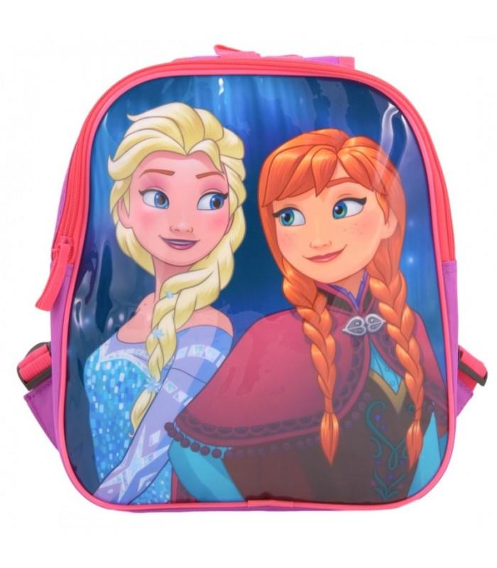 Ghiozdan gradinita cu 2 fete Frozen