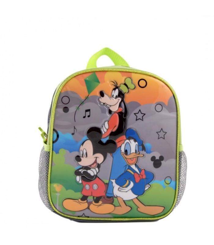 Ghiozdan gradinita Mickey Mouse si Donald