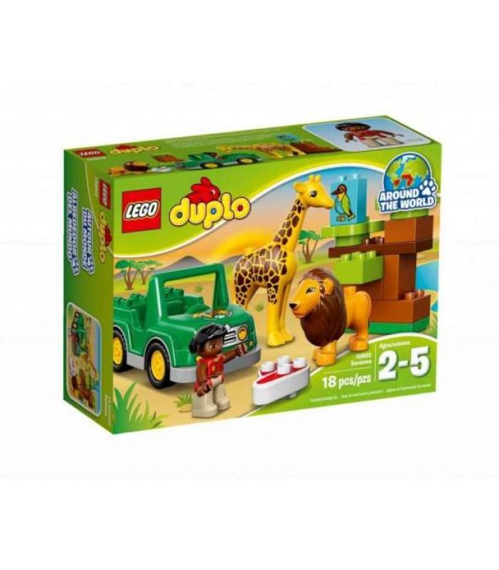 Lego Duplo-Savana (10802)