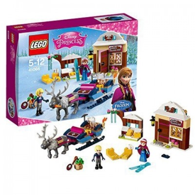 Lego Disney Princess-Anna si Kristoff si aventura lor cu sania (41066)