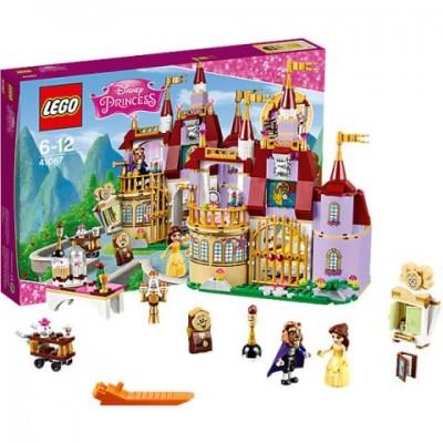 Lego Disney Princess-Castelul fermecat al lui Belle (41067)