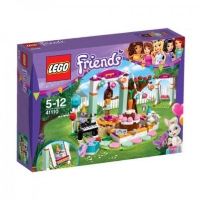 Lego Friends-Petrecere de ziua de nastere(41110)
