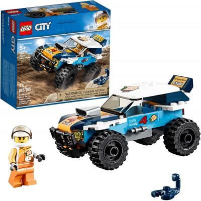 Lego City – Masina de raliu din desert (60218)
