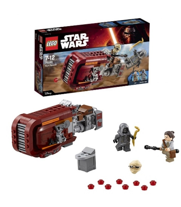 Lego Star Wars-Rey's Speeder (75099)