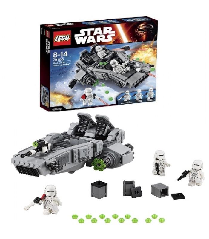 Lego Star Wars-Snowspeeder Ordinul Intai (75100)