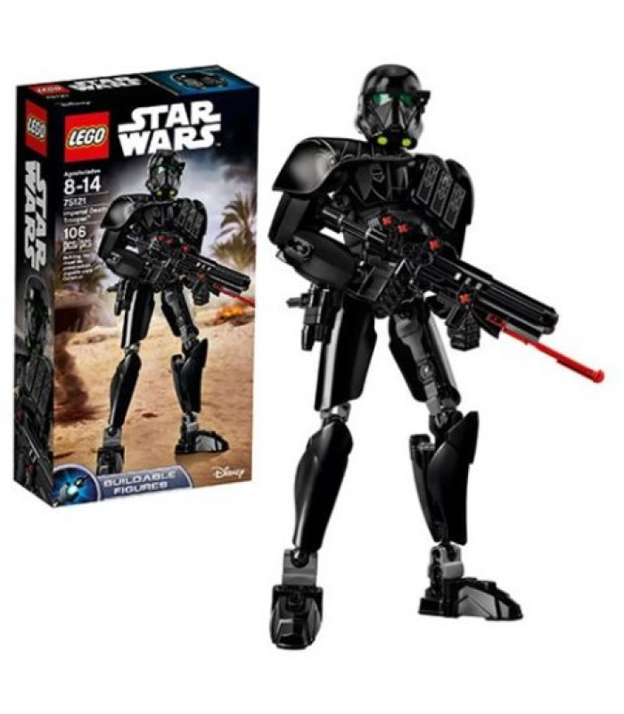 Lego Star Wars-Imperial Death Trooper (75121)