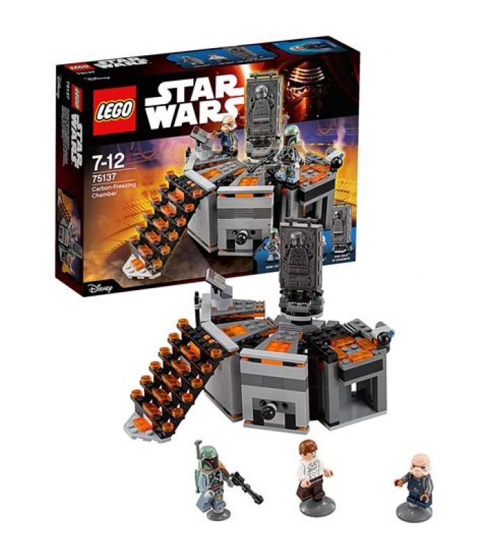 Lego Star Wars-Camera de inghetare in carbonit (75137)