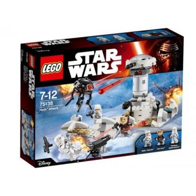 Lego Star Wars-Atacul Hoth(75138)