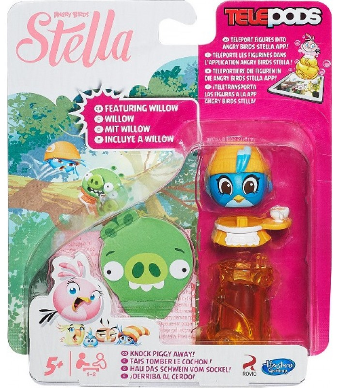 Angry Birds Stella Telepods - Willow